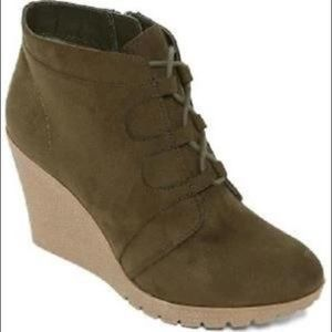 MIA Lace Up Bootie